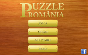 Puzzle Romania pentru Android